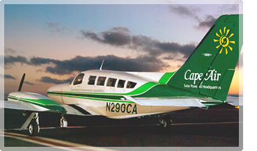Cape Air's Green Machine